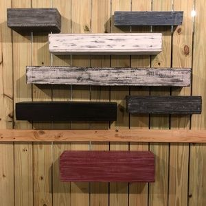 Other - Custom made shelves , most colors available